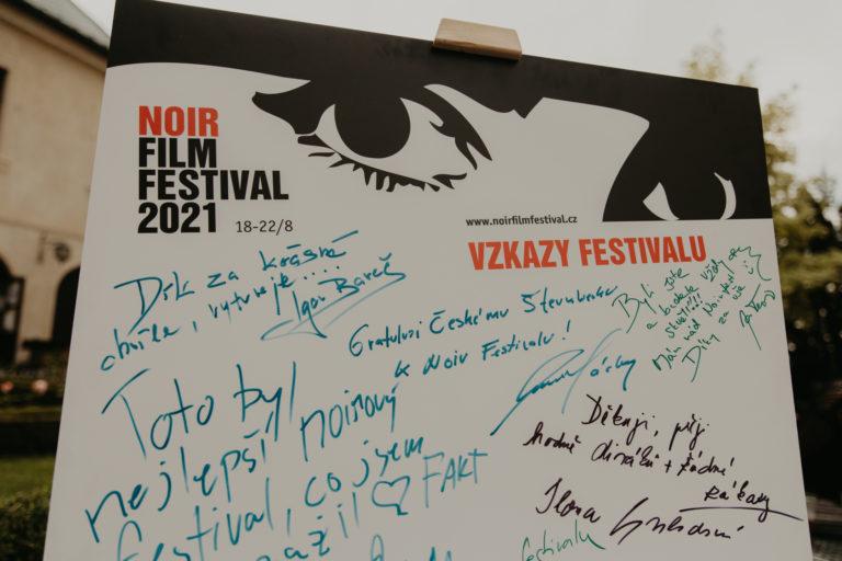 Noir Festival 2021 © Pavlína Lindová