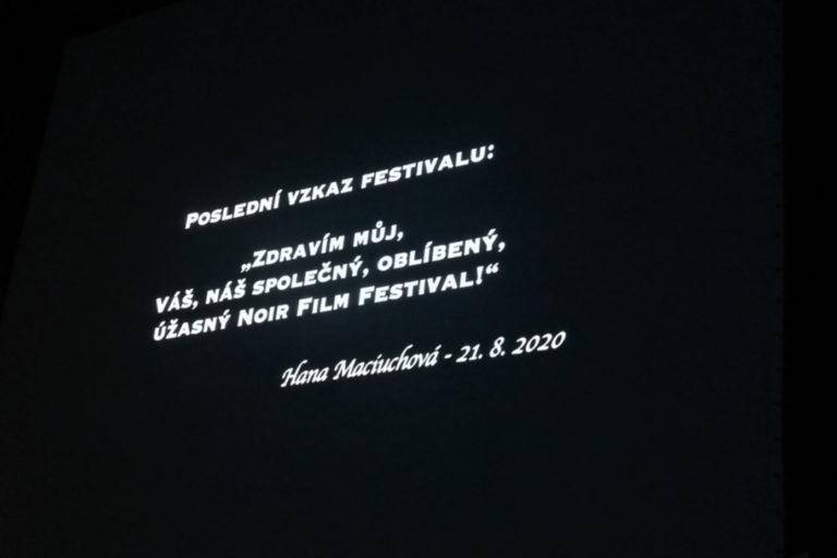 Noir Festival 2021